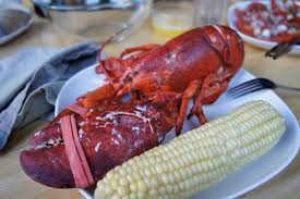 new england style lobster bake testerfoodblog new england style lobster bake