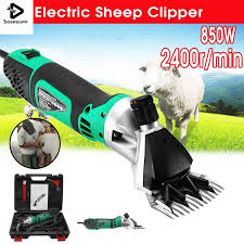 <b>Doersupp 850W</b> 220V 2400r/min Electric Sheep Shearing Clipper ...
