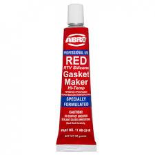 <b>Герметик</b> прокладок <b>ABRO</b> MASTERS (красный) 32 г от ...