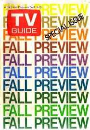 Retro Fall TV Preview Cover