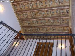 Soffitto In Legno Grigio : Soffitti in legno rivestimenti decorativi pannelli