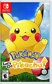 <b>Pokemon</b> Let's Go - <b>Pikachu</b> Edition: Amazon.ca: Computer and ...