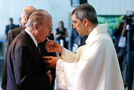 Resultado de imagem para luiz henrique e arcebispo
