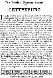 essay battle of gettysburg essays and papers 123helpme