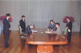 「2002年 - 小泉純一郎首相訪朝。日朝首脳会談」の画像検索結果