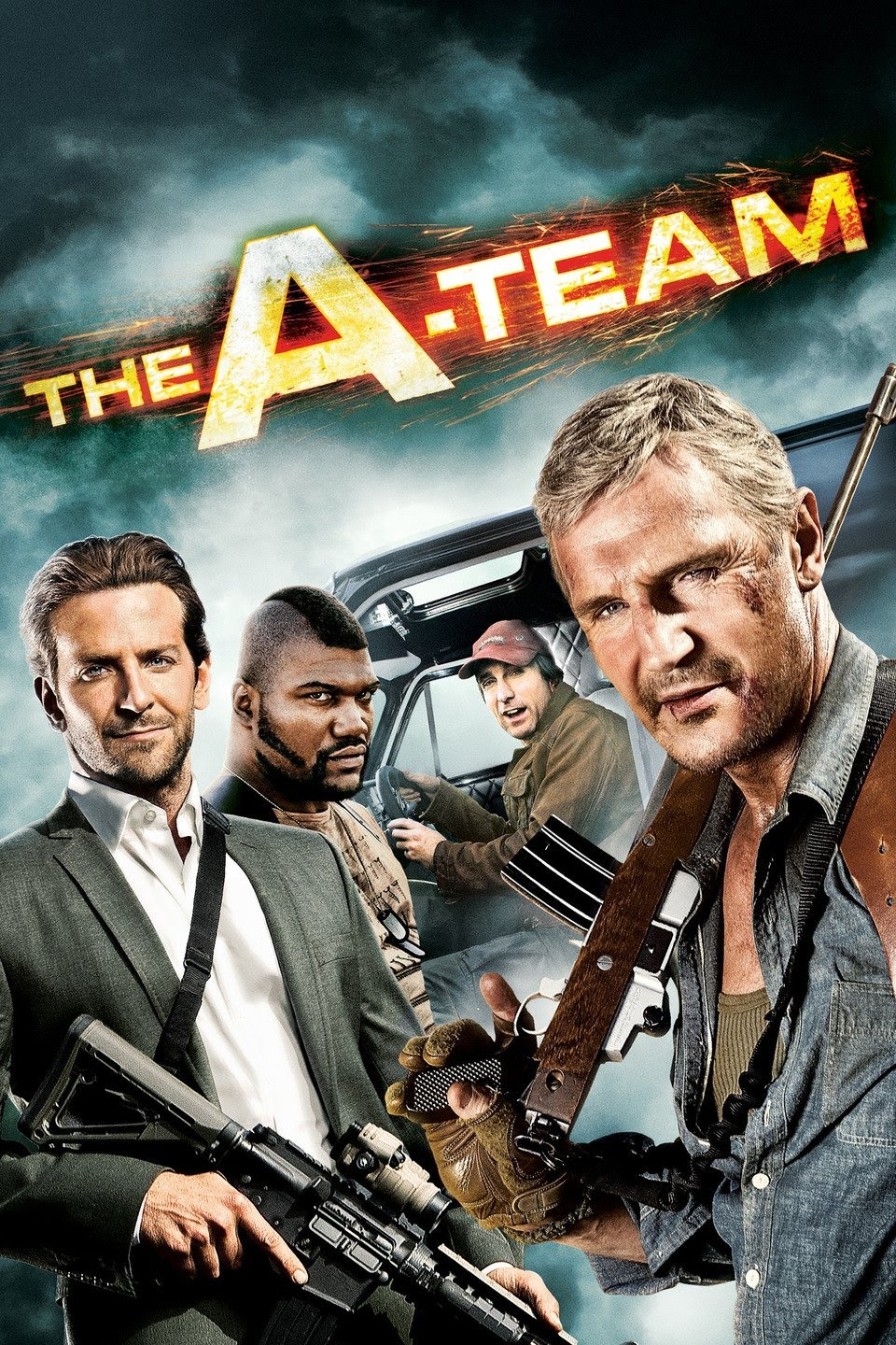 Download The A-Team (2010) Dual Audio Hindi 480p | 720p