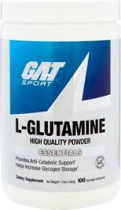 GAT <b>L</b> - <b>Glutamine</b> 100 Serving , <b>High Quality</b> Powder Glutamine ...