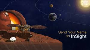 news send your to mars on nasa s next red planet mission larger image