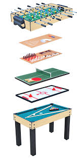 Airzone <b>9-in-1 Multi</b> Game Table - Walmart.com