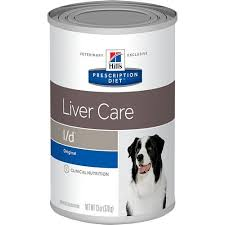 <b>HILL'S Prescription Diet l/d</b> Liver Care Original Canned Dog Food 6 ...