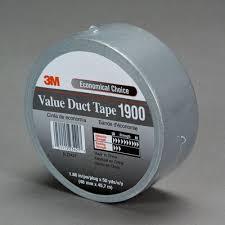 <b>3M</b>™ Экономичная ремонтная <b>лента 1900</b>, серебряная, 1060 мм ...