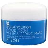 Mizon Good Night White Sleeping Mask <b>ночная осветляющая маска</b>