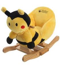 buy your bumble bee rocking animal with chair reviews from kiddicare half price online baby baby nursery cool bee animal rocking horse
