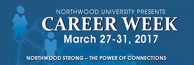 northwood university career advancement career week banner