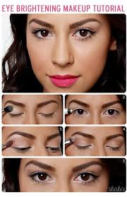 step by step makeup number 2 how to make eyes pop