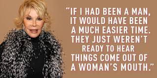 Joan Rivers Quotes That Every Woman Needs - Joan Rivers via Relatably.com