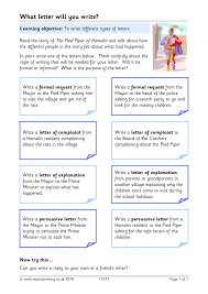 letter writing all literacy resources english 2 preview