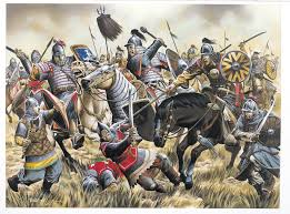 the nomadic horse peoples of central asia viii mongols nd wave mongols proper 1 mongols proper 2 battle of kalka river
