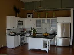 apartment kitchen design: apartmentsimple apartment kitchen design with wooden furniture small white apartment kitchen with island kitchen