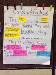 miss groccia s 4th grade writing in science when we had filled in the sentence frames i had the students talk through their essays a partner this way all the students had a chance to talk about