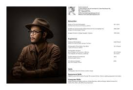 kamin photography resume