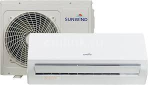 Сплит-система SUNWIND SW-09CHSA/XA83 (<b>комплект из 2-х</b> ...