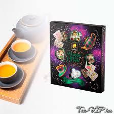 <b>Чай ассорти Curtis</b> Magic <b>Tea</b> Cards 36 пакетиков | купить с ...