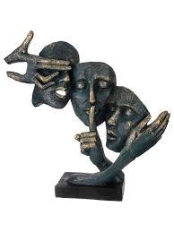 "<b>Статуэтка</b> ""Язык жестов"" <b>Фьюжн</b> дизайн <b>Lefard</b> 10238687 купить ..."