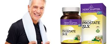 <b>Supporting</b> Prostate Health with <b>Prostate 5LX</b> - Healthy <b>Alternative</b>
