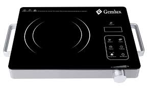 <b>Плита настольная GEMLUX</b> GL-IC20S: купить за 4230 руб - цена ...