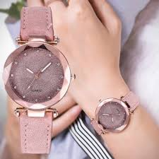 <b>2019</b> Women Watches Top Brand Luxury casual Leather With ...