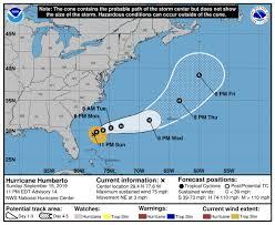 Humberto becomes Category 1 hurricane - South Florida Sun-Sentinel