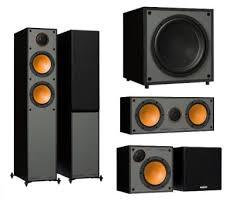 <b>Комплект</b> акустических систем 5.1 <b>Monitor</b> Audio <b>Monitor</b> 200 HTS ...