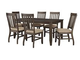 seven piece dining set: signature designs seven piece dining set signddnettkitdnt
