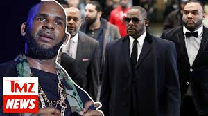 R. Kelly Arrested for Federal Sex Crimes and Racketeering in 2 ...