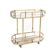 cafe lighting and living brooklyn drinks trolley gold cafe lighting and living