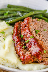 <b>Meatloaf</b> Recipe with the Best Glaze - NatashasKitchen.com