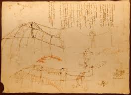 leonardo da vinci simple english the encyclopedia leonardo da vinci studied the flight of birds and tried to make a flying machine based on his discoveries