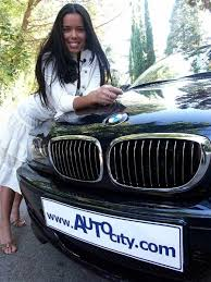 photo of Beatriz Luengo BMW - car