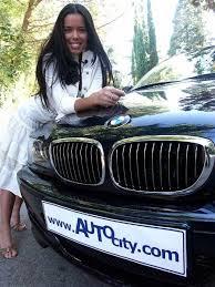 Photo of Beatriz Luengo BMW - car