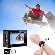 AKASO EK7000 4K <b>WiFi</b> Sports <b>Action Camera Ultra</b> HD <b>Waterproof</b> ...