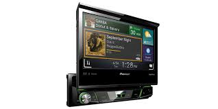 """AVH-X7800BT - <b>1</b>-<b>DIN</b> DVD Receiver with <b>7</b>"""" Flip-out Display ..."""