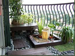 balcon decoration