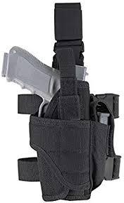 Condor Tornado Tactical Leg Holster (Black, Fully ... - Amazon.com