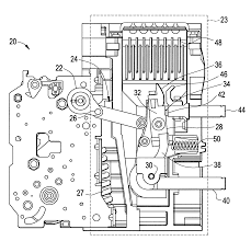 Draw Electric Circuit Patent Spring Discharge Mechanism For Circuit Breaker