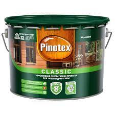 Антисептик Pinotex Classic 9 л орегон купить по цене 4879.0 руб ...