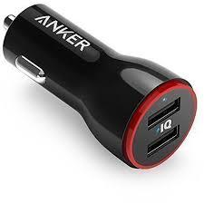 Купить <b>автомобильное зарядное устройство Anker</b> A2310H11 в ...