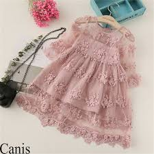 US <b>Kids Toddler Baby Girls</b> Dress Princess Party Lace Tutu Dresses ...