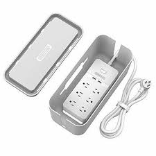 <b>NTONPOWER</b> no_apply <b>Surge Protector</b> Power Strip with (<b>6</b> Outlets ...