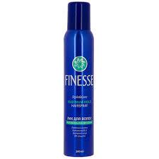 <b>Лак для волос</b> `<b>FINESSE</b>` экстрасильной фиксации 200 мл купить ...
